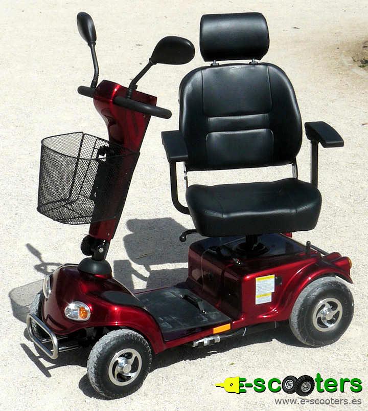Scooter Libercar Dolce Vita, el más completo de la gama.