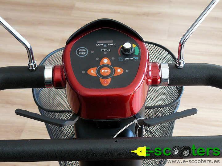 Scooter eléctrico Libercar EMBLEMA