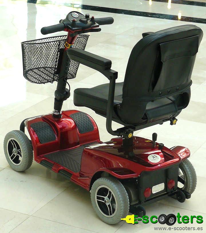 Scooter compacto Libercar Urban