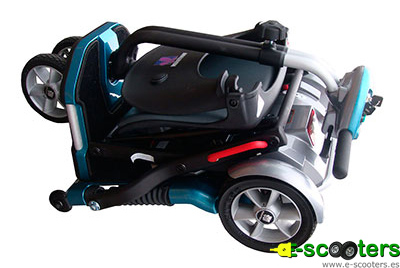 Scooter eléctrico plegable Brio de Apex