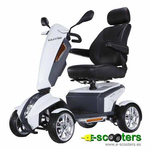 Scooter eléctrico Cutie compacto 0401034B