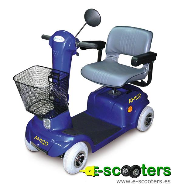Scooter eléctrico Amigo de Im-Guidosimplex