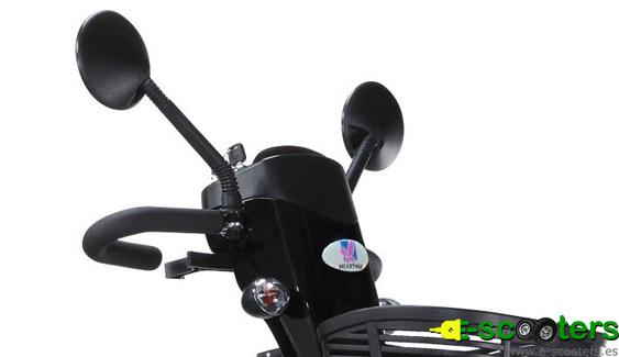 Scooter Mirage ergonómico, sillón cómodo