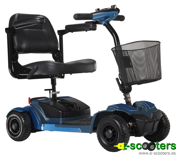 Scooter eléctrico Pixie, scooter desmontable