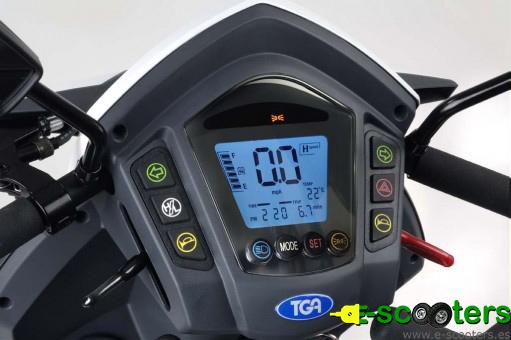 Panel de control del Scooter eléctrico S12 Vita