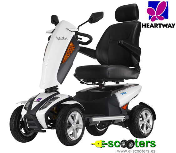 Scooter eléctrico Vita de Apex. Gran autonomía 0401032B