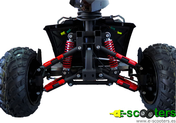 Suspension del S12X Vita