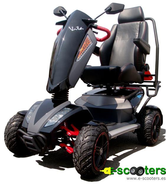 Scooter eléctrico S12X Vita de Apex. Scooter todoterreno 0401032XN
